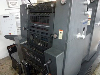 Heidelberg GTO 52 2 Sheet Fed