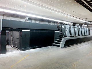 Heidelberg XL 106 7+X3 Sheet Fed