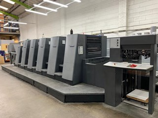 2007 HEIDELBERG SPEEDMASTER CD 74-5+L-C Sheet Fed