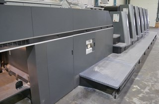 HEIDELBERG CD 74-5+LX-C Sheet Fed