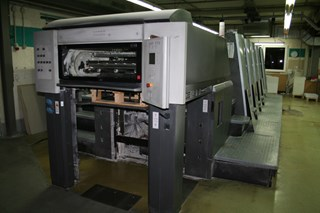 2006 Heidelberg CD 74-5P2 (C) Sheet Fed