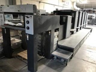 2007 Heidelberg SM 74-5P3+L  单张纸胶印机