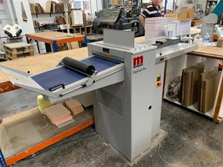 2014 MORGANA DIGIFOLD PRO Folding machines