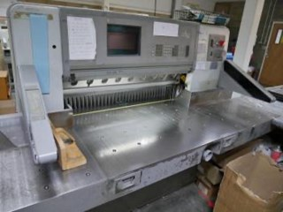 1995 Polar 92 E Guillotines/Cutters