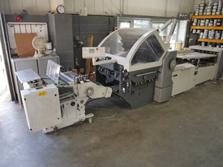 Stahl KH 78/6 KTL Folding Machines
