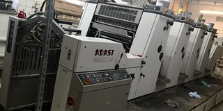 Adast Dominant 846 2000 Sheet Fed