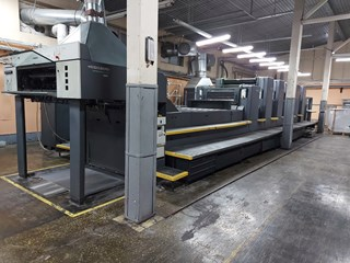 Heidelberg CD 102-5+L 1999 Sheet Fed