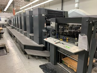 Heidelberg CD 102 - 6 LX 1999 Sheet Fed