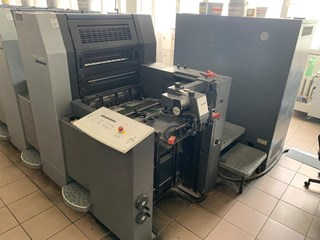 Heidelberg SM 52 – 5 + L  Sheet Fed