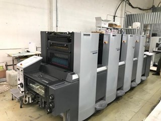 Heidelberg SM 52-4 2012 Sheet Fed
