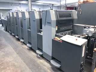 Heidelberg SM 52-6P+L 2004 Sheet Fed