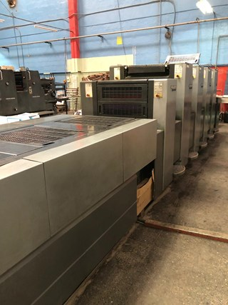 Heidelberg SM 52 - 4 + L 2006 Sheet Fed