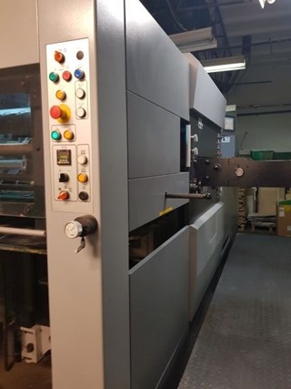 SBL-1050E-A Die Cutting