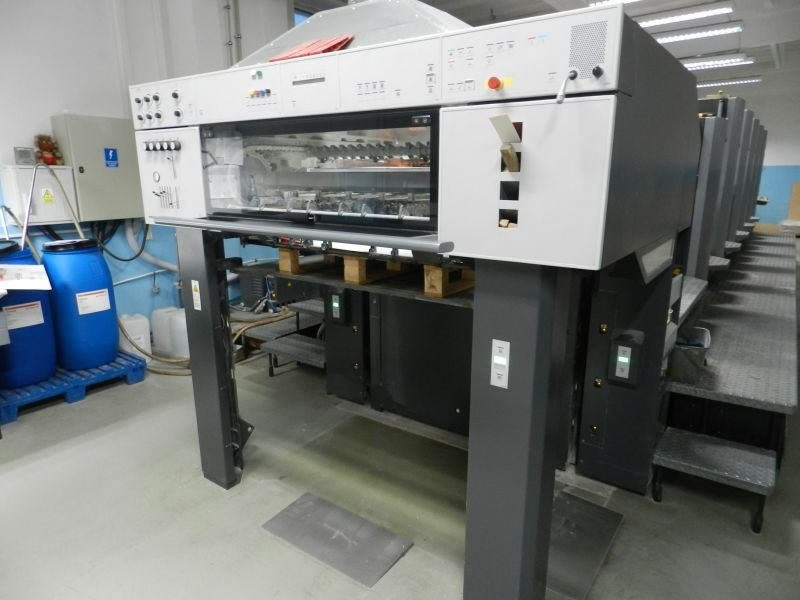 Show details for Heidelberg CD 102 5-L 2007