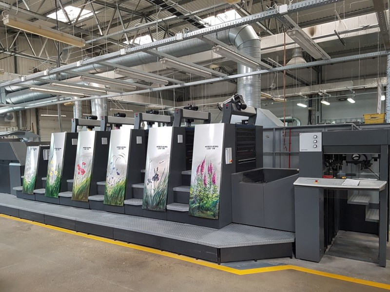 Show details for Heidelberg CD 74 - 5 + L C 2005