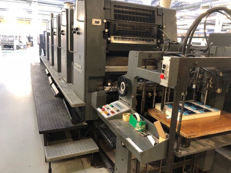 Show details for Heidelberg SM 72 V + L 1990 Post Drupa