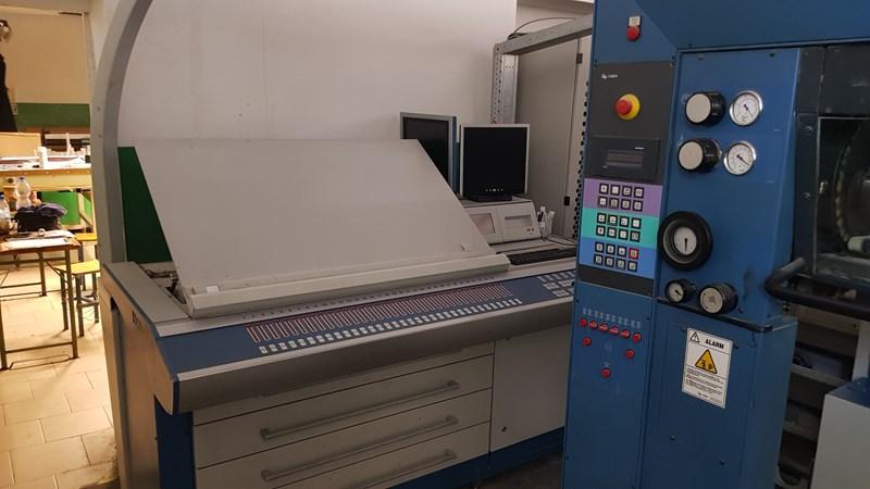 KBA Rapida 105 - 4 PWHA 2006