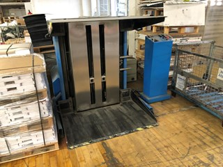 Albo Pile Turner Pile Turner / Elevator