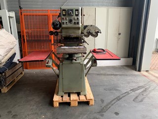 Baier 49/25 hot foil stamping machine Heissfoliendruck