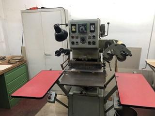Baier 49/25 hot foil stamping machine Foil Blockers
