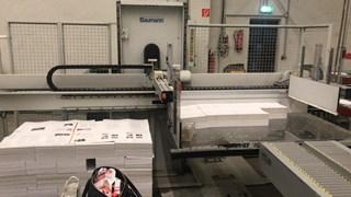 Baumann BA 3 unloader Guillotines/Cutters