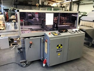 Beck MP 240 + HV 601 foil packing line Packing Machines