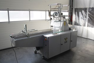 Beck S17-32 Foil Packaging Machine + Shrink tunnel  Packing Machines