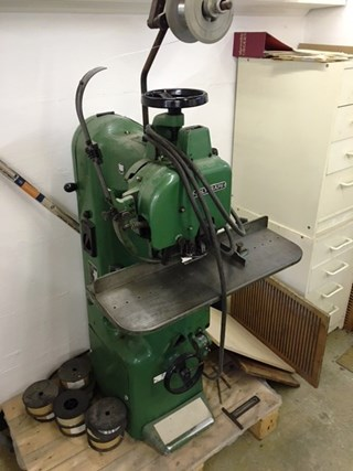 Brehmer 703 stitcher unit Saddlestitchers