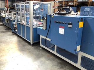 BVM Brunner Mailmaster 4005 Foil Packaging Line  Packing machines