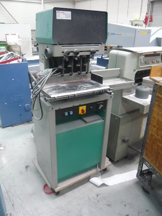 Citoborma 4 head drilling machine Papierbohren & Stanzen