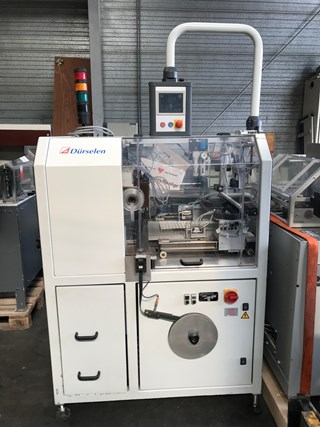 Dürselen PB12 Paper Drilling & Punching