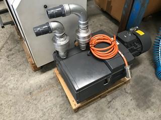 Heidelberg pressure / vacuum pump FH.1209420/00 Miscellaneous