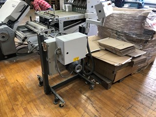 Heidelberg VFZ 52 knife folding unit Folding machines