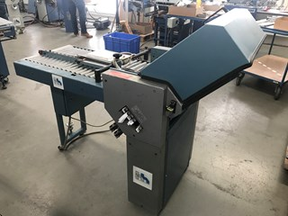 Herzog + Heymann S 20 folding unit Folding Machines