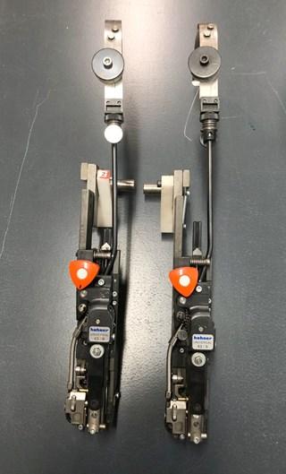Hohner 43/6 stitching heads (set of 2) Saddlestitchers