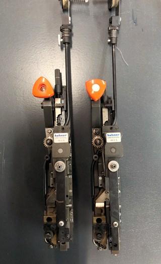 Hohner 48/5S stitching heads (set of 2) Saddlestitchers