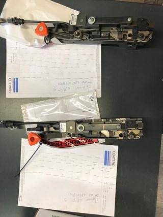 Hohner 48/5S stitching heads Zusammentragmaschine - Sammel hefter