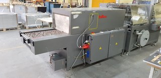Kallfass Universa 400 NT + Universal 450 N automatic side sealer Packing machines