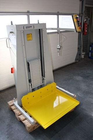Knor L450-1W pile elevator Pile turner / elevator