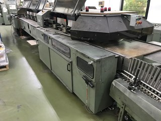 Kolbus KM 470 perfect binding line Perfect Binders