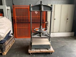Krause Book press Máquinas de tapa dura