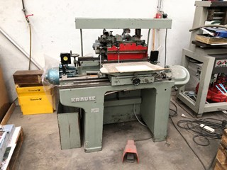 Krause FY 43 UB - 68 index cutter Index Cutters