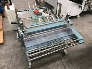 MBO ASP 66-2 ME delivery Folding machines