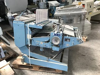 MBO FA 66 ME delivery Folding machines