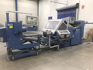MBO K 800.1 S-KTL/6 folding machine + SBAP 72 ME 折页机