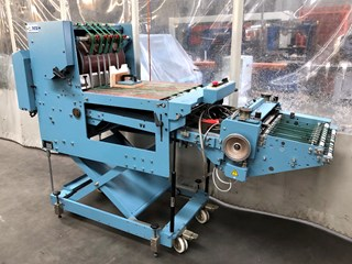 MBO SBAP 46 ME delivery Folding Machines