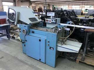 MBO T 400 4/4 folding machine Folding machines