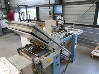 MBO T45-1-45/4 folding machine 折页机