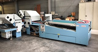 MBO T800 4/4/2 Perfection folding machine