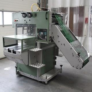 Muller Martini 310 CS20 Stacker Zusammentragmaschine - Sammel hefter